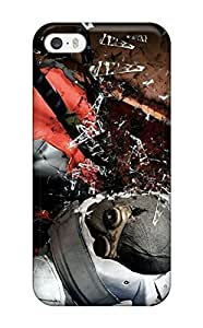 1110851K83727848 Tpu Fashionable Design Deadpool Rugged Case Cover For Iphone ipod touch4 New by kobestar