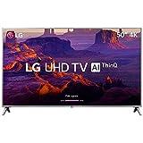 Smart Tv 4k Lg 50uk6520, 50, Ultra Hd, Quad-core, 4 Hdmi, 2 Usb, Wi-fi Integrado