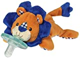 Best Mary Meyer baby pacifier - Mary Meyer Wubbanub Pacifier, Levi Lion Review