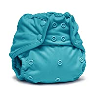 Rumparooz One Size Cloth Diaper Cover Snap, Aquarius