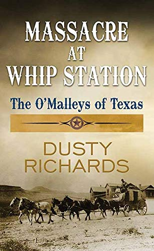 Book Cover: Massacre at Whip Station