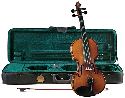 Cremona SV-225 Premier Student Violin Outfit - 4/4 Size by Cremona