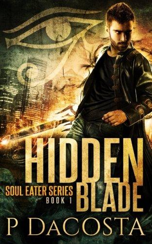 book cover of Hidden Blade