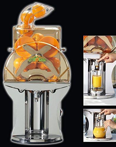 Exprimidor automático de naranjas Citrocasa Fantastic M/SB
