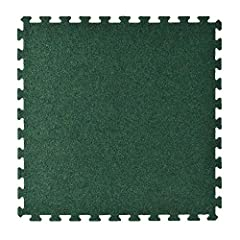 Our high quality, Greatmats Royal Interlocking 2 ft x 2 ft Carpet Tiles 25 Pack are durable, waterproof, stain resistant and easy to maintain. If your project calls for a lightweight, easy to install material, the Royal interlocking carpet ti...