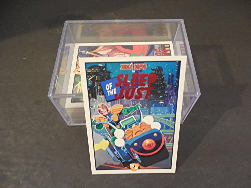 complete-9-card-inserts-judge-dredd-sleep-of-the-just