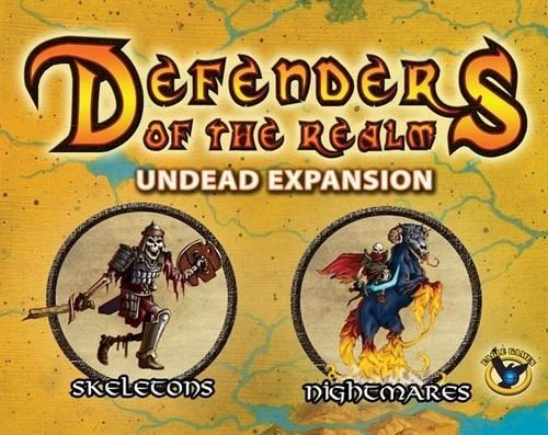 Defenders of the Realm: Undead