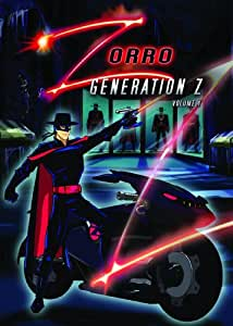 Zorro: Generation Z, Vol. 4