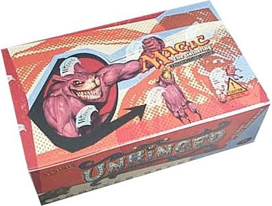 Unhinged Booster Box (Unhinged Booster Box)
