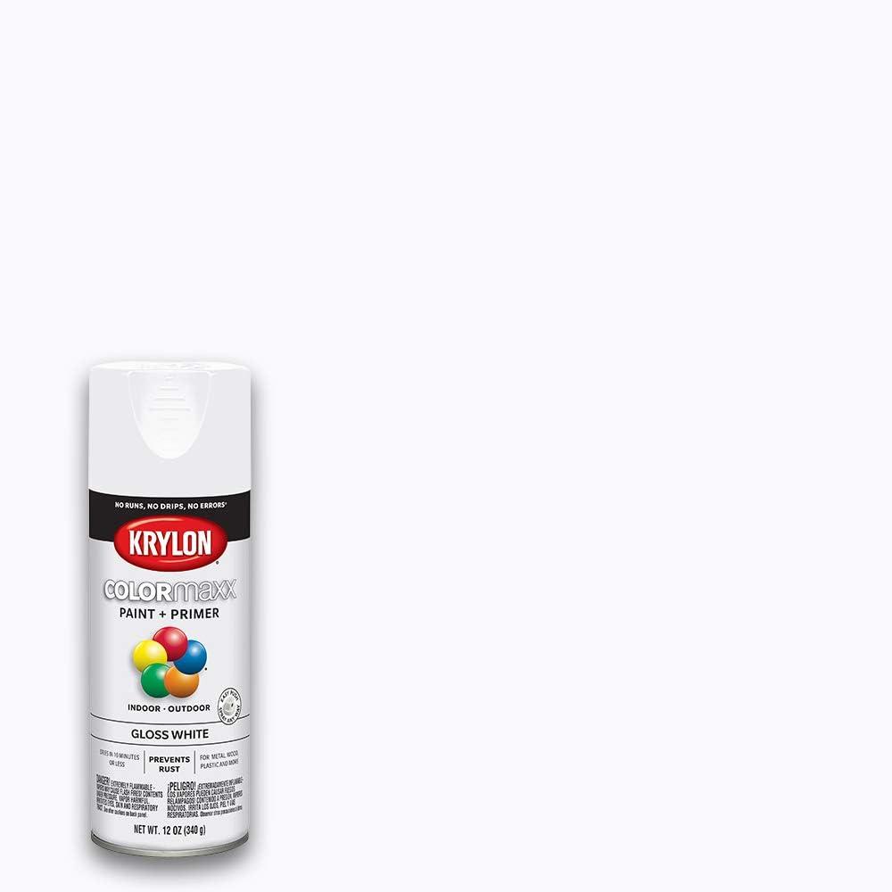 Krylon COLORmaxx Spray Paint Primer