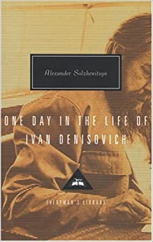 Book One Day in the Life of Ivan Denisovich (Everyman's Library)