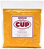 100% All Natural Gourmet Ground Turmeric (Curcumin) Powder - 1 pound By The Cup resealable bag