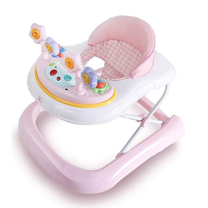 YUMEIGE Andadores Andador para Bebés forma interactiva en ...
