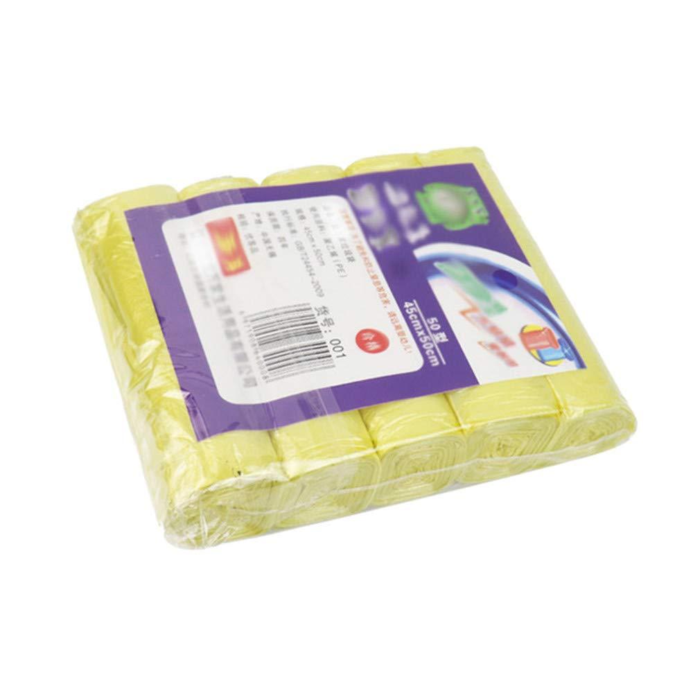 Camerlon Hogar 5 Rollos Desechables Cubo de Basura plástico ...