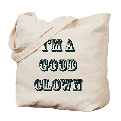 CafePress I'm A Good Clown Tote Bag - Standard Multi-color by CafePress