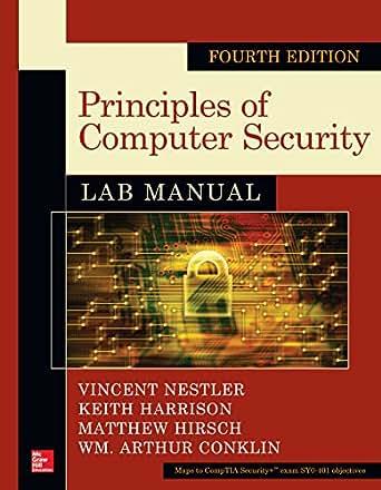 amazon com principles of computer security lab manual fourth rh amazon com redemption manual 5th edition free pdf redemption manual 4th edition download