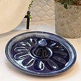 Tumbleweed Pottery Deviled Egg Platter