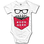 Baby Onesie Tote - Book Nerd Baby Clothes Outfits Bodysuit