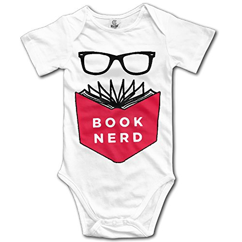 Baby Onesie Tote - Book Nerd Baby Clothes Outfits (Nerds Outfits)