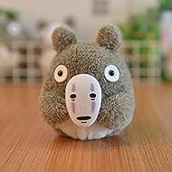 My Neighbor Totoro Hayao Miyazaki Studio Ghibli Plush Stuffed Toy Mask Totoro