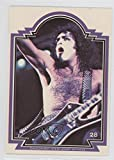 Paul Stanley (Trading Card) 1978 Donruss Kiss Series 1 - [Base] #28