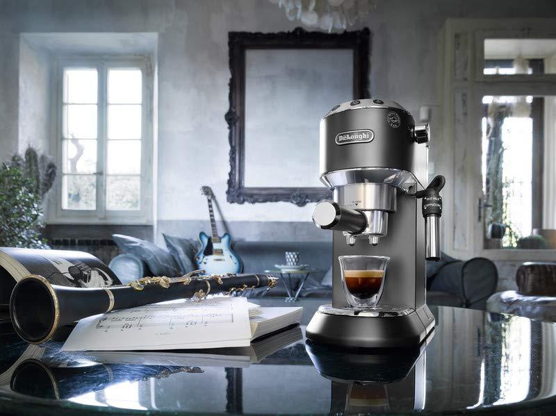 De'Longhi 德龙 EC 685.BK 意式半自动咖啡机 ¥999