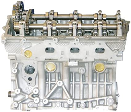 Remanufactured PROFessional Powertrain DDF1 Chrysler 2.7L//167 Complete Engine