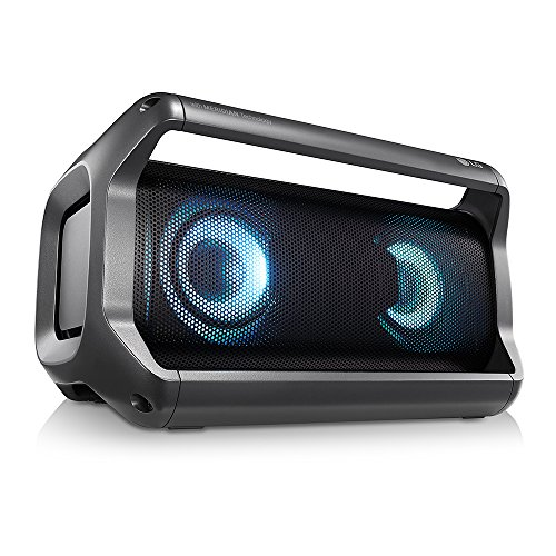 LG PK5 XBOOM Go Wireless Bluetooth Speaker with Up to 18 Hours Playback and Grab & Go Handles