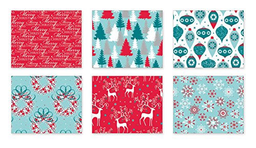 Christmas Wrapping Gifting Different Duplicates