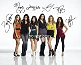 #10: Pretty Little Liars gorgeous cast reprint signed 11x14 poster photo #1 RP