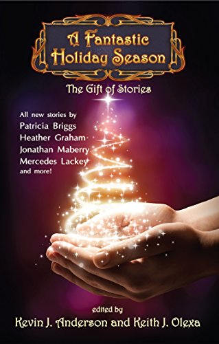 Holiday Season Santa (A Fantastic Holiday Season: The Gift of Stories)