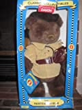 DAKIN--CLASSIC COLLECTIBLES--THE FRONTIERSMAN BEAR-HISTORICAL SERIES