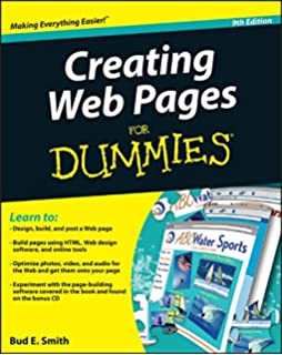 Webpage for dummies