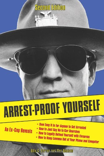 Arrest-Proof Yourself cover