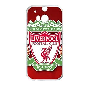 Happy Liverpool Football Club Cell Phone Case for HTC One M8