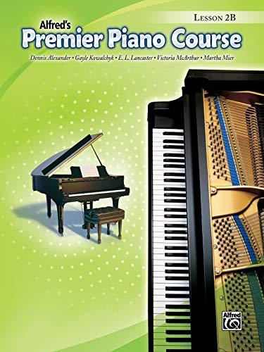 (Premier Piano Course Lesson Book, Bk 2B)