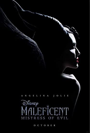 「maleficent.mistress.of.evil.2019. poster」の画像検索結果