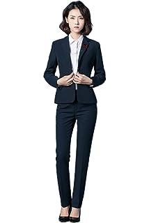 7ed247d113d9a スーツ パンツスーツ 2点セット セットアップ テーラードジャケット 事務服 レディース ビジネス フォーマル 通勤 オ…