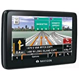Navigon 7200T 4.3-Inch Portable GPS Navigation with Bluetooth, Text-to-Speech, and Free Traffic Alerts
