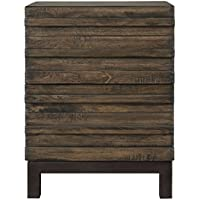 Modus Furniture 2M8481 Delfina Nightstand, Sahara