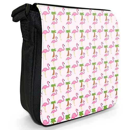 A Bandoulière Sac Pinke Pour Femme Fancy Snuggle amp; Palmen Flamingos 47nxOpddqw