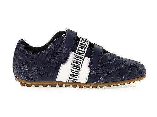 16d9dcbb544 BIKKEMBERGS - Zapatillas para Hombre Azul Azul IT - Marke Größe ...