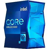 Intel i9-11900K CPU 3.5GHz (5.3GHz Turbo) 11th Gen LGA1200 8-Cores 16-Threads 16MB 125W UHD Graphics 750 Unlocked Retail…