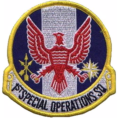 (1st SOS Patch Special Operations Squadron )