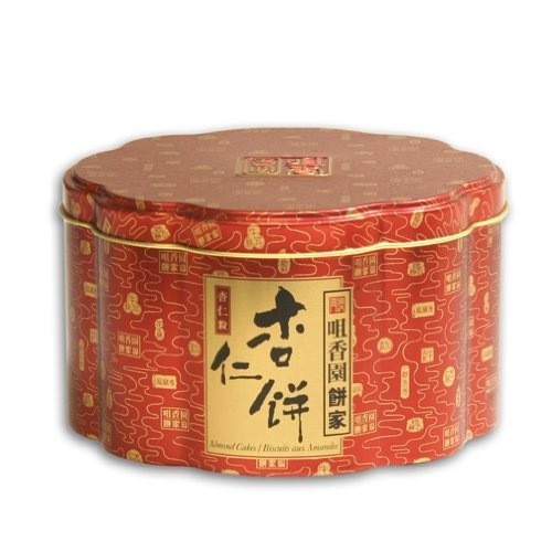 Choi Heong Yuen Bakery Almond Cakes 300g (Best Chinese Almond Cookies)