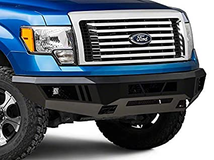 Barricade Extreme Hd Front Bumper With Led Fog Lights For Ford F 150 Excluding Raptor 2009 2014