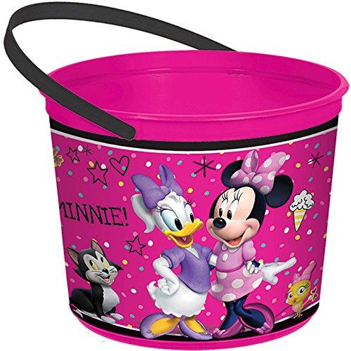 Minnie Mouse Happy Helpers Favor Bucket -