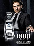 Print Ad With Michael Imperioli For 2010 Jose Cuervo 1800 Silver Tequila