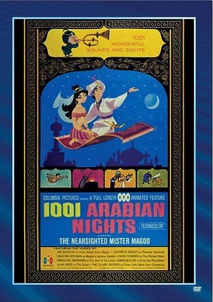 1001 Arabian Nights Jack Kinney Stephen Bosustow Movies Tv