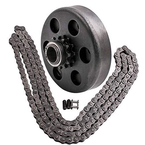 - maXpeedingrods 3/4'' Bore Centrifugal Clutch 12 Tooth #35 Chain Screw Part For Minibike Go Kart